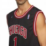 adidas Chicago Bulls Derrick Rose NBA Replica Home Maillot Homme de la marque adidas TOP 15 image 2 produit