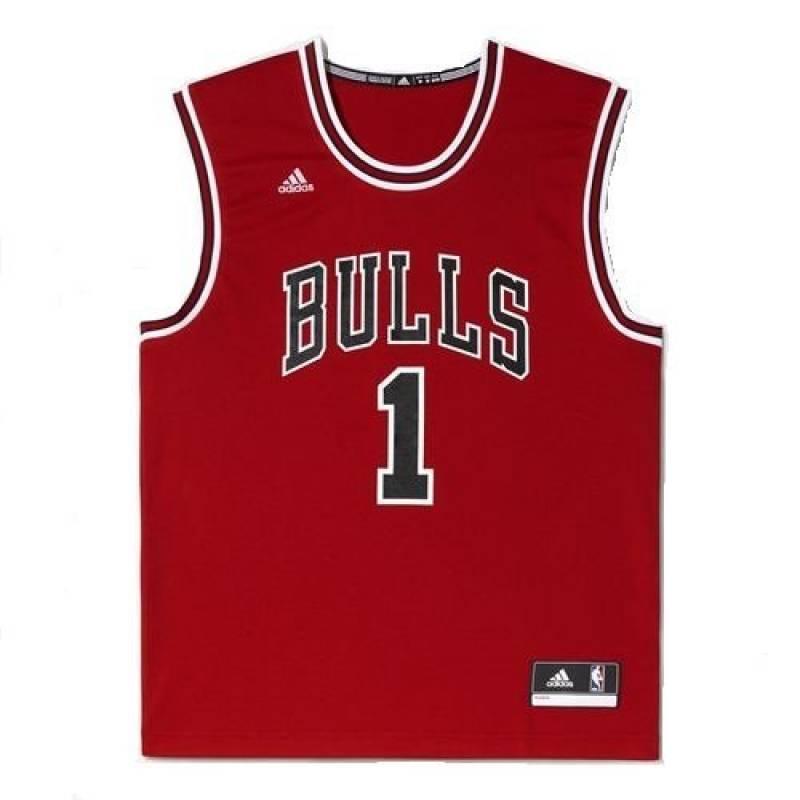 adidas Chicago Bulls Nba Replica Home Maillot Homme de la marque adidas TOP 10 image 0 produit