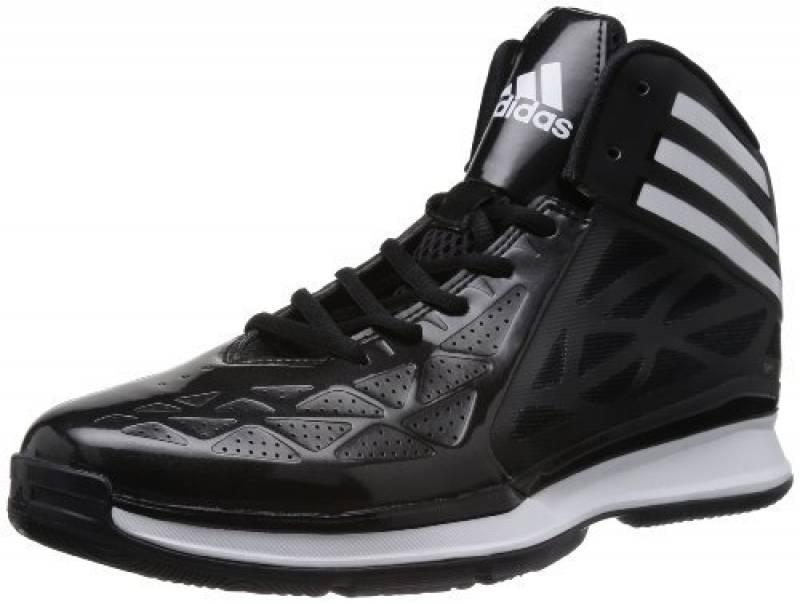 adidas CRAZY FAST 2, Chaussures spécial basket-ball pour homme Noir Black de la marque adidas TOP 9 image 0 produit
