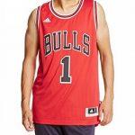 Adidas maillot de chicago bulls floqué du dossard de la marque adidas TOP 12 image 0 produit