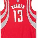 Adidas - Maillot et short NBA James Harden Houston Rockets Rouge pour Enfant et junior adidas de la marque adidas TOP 7 image 1 produit