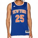 Adidas - Maillot NBA Derrick Rose New York Knicks adidas swingman Bleu pour Homme de la marque adidas TOP 3 image 0 produit