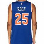 Adidas - Maillot NBA Derrick Rose New York Knicks adidas swingman Bleu pour Homme de la marque adidas TOP 3 image 1 produit