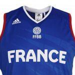 Adidas Maillot Replica FFBB France 2014/15 Femme de la marque adidas TOP 2 image 3 produit