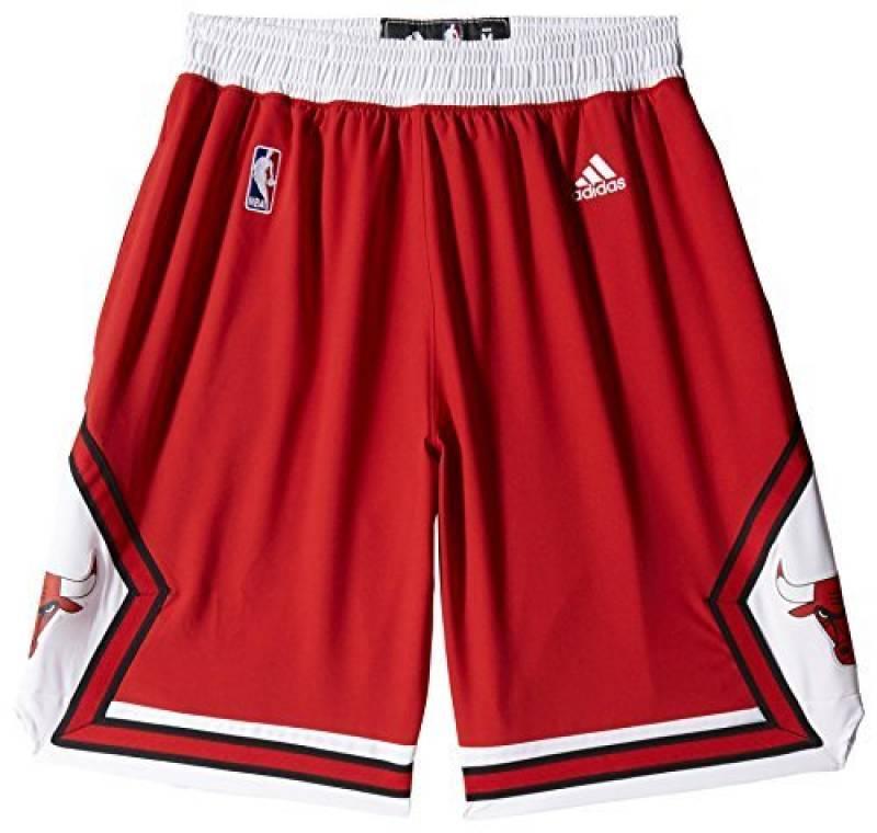 adidas Nba Swingman Chicago Bulls Short Homme de la marque adidas TOP 2 image 0 produit