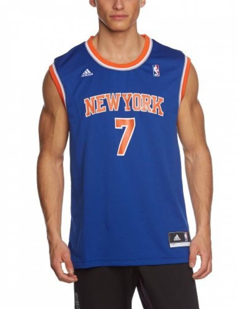 adidas New York Knicks Replica Maillot Homme de la marque adidas TOP 2 image 0 produit