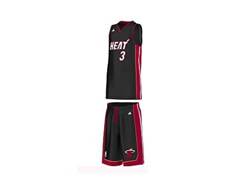 adidas Performance - Basket - ensemble miami heat de la marque adidas TOP 1 image 0 produit