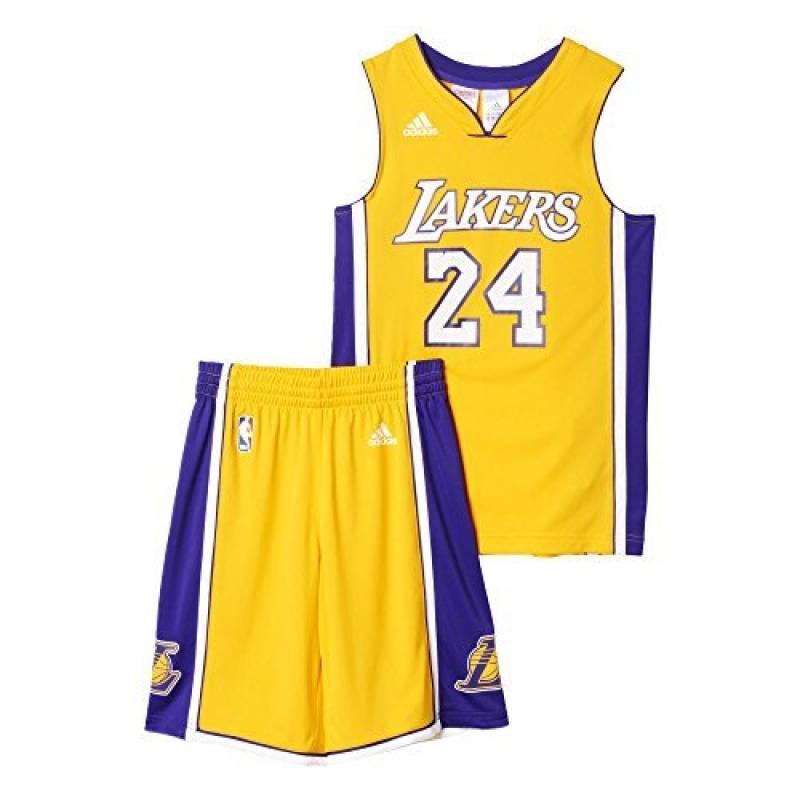 Adidas Tenue de basket pour enfant Los Angeles Lakers de la marque adidas TOP 13 image 0 produit