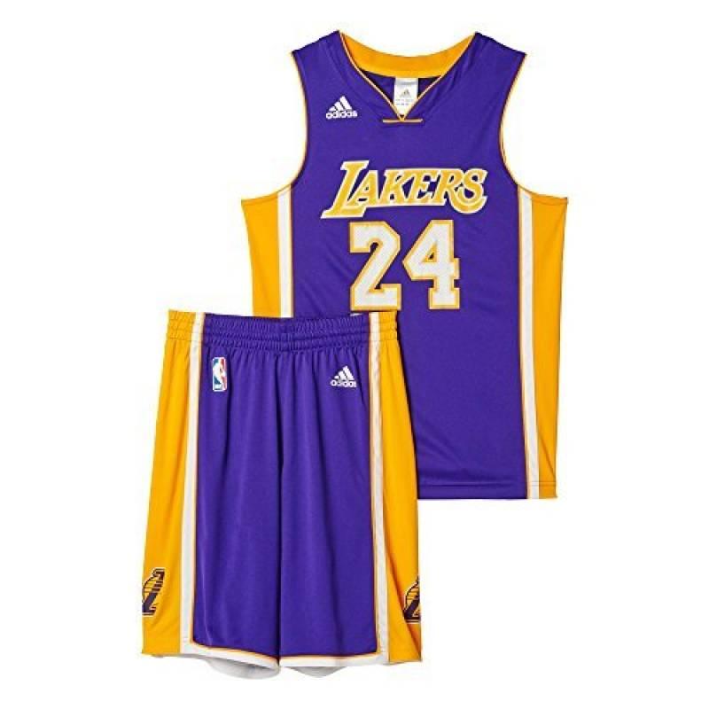 Adidas Tenue de basket pour enfant Los Angeles Lakers de la marque adidas TOP 9 image 0 produit