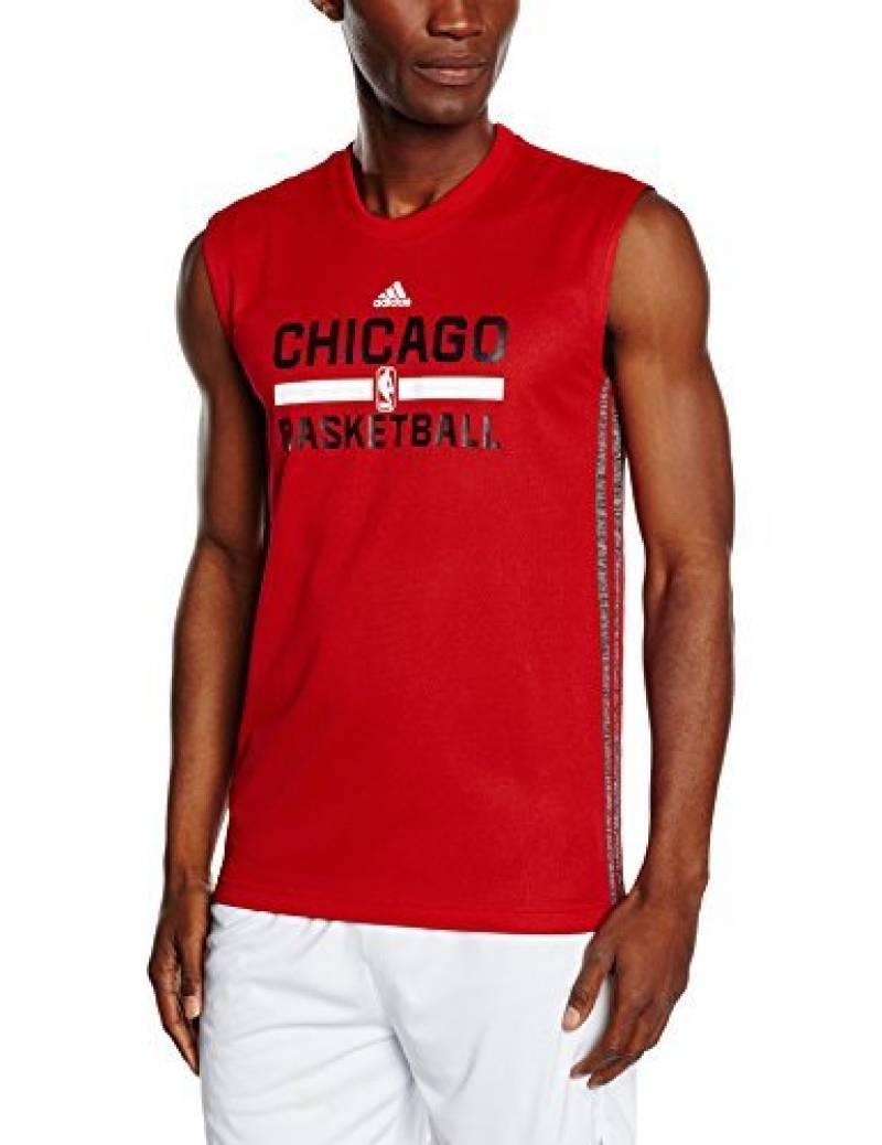 adidas Winter Hoops Reversible Chicago Bulls Maillot sans manches Homme de la marque adidas TOP 7 image 0 produit