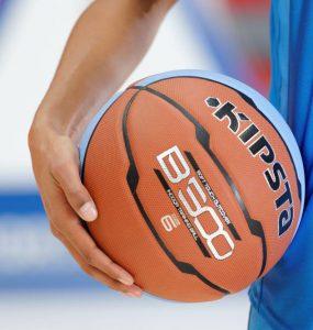 ballon de basket principale