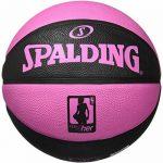 Ballon de Basket-Ball SPALDING NBA 4HER Solid Rose de la marque Spalding TOP 4 image 1 produit