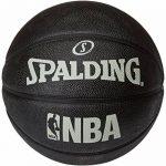 Ballon de Basket-Ball SPALDING NBA Alley Oop Noir de la marque Spalding TOP 4 image 0 produit