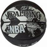 Ballon de Basket-Ball SPALDING NBA Alley Oop Noir de la marque Spalding TOP 4 image 1 produit