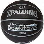 Ballon de Basket-Ball SPALDING NBA Downtown Noir de la marque Spalding TOP 9 image 1 produit
