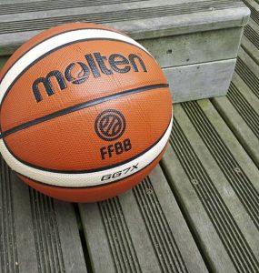 Ballons de basket Molten principale