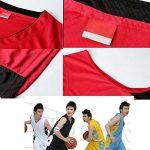 Basketball Jersey Formation et Costume Shorts Hommes Basketball Sport de la marque East Majik TOP 2 image 1 produit