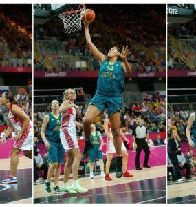 Baskets de basket-ball pour femmes principale