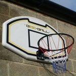 BEE-BALL ZY - 020 Panier de Basketball avec Panneau complet &filet pour usage extérieur &pour adultes et enfants de la marque Bee-Ball TOP 3 image 3 produit