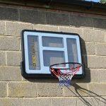 BEE-BALL ZY-020 Panier de basketball avec plaque anneau flexible et filet pour usage extérieur taille conforme NBA de la marque Bee-Ball TOP 13 image 2 produit