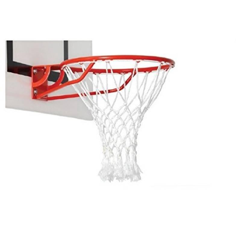 BWA Sports - Filets de Basket blanc à franges, polypropylène, diamètre 6mm de la marque BWA Sports TOP 8 image 0 produit