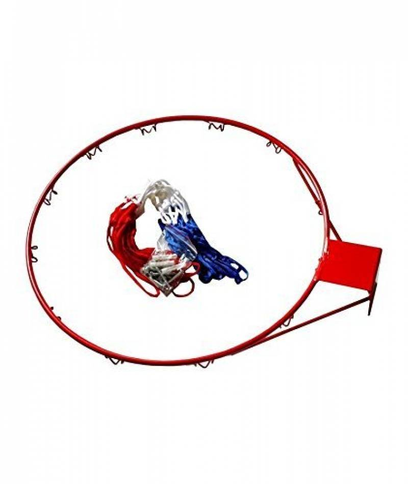 Cercle Basket 18 Pouces avec Filet de la marque Générique TOP 4 image 0 produit