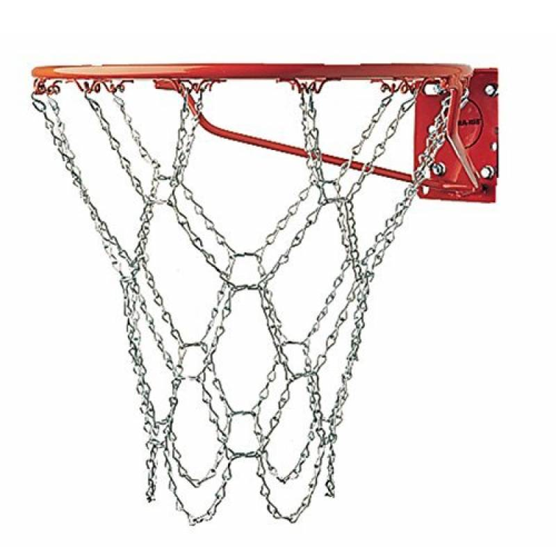 Champion Sports Heavy Duty Metal Chain Link Zinc Steel Durable Basketball Net de la marque Champion Sports TOP 15 image 0 produit