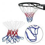 Dealglad 5mm robuste en nylon Bleu Blanc Rouge Basketball Net But Créoles Jante de remplacement en maille de la marque Dealglad TOP 1 image 0 produit