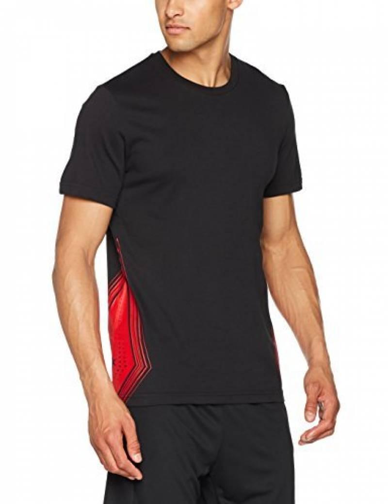 Derrick Rose Onespark T adidas T-Shirt manches courtes Homme Noir Noir de la marque adidas TOP 1 image 0 produit