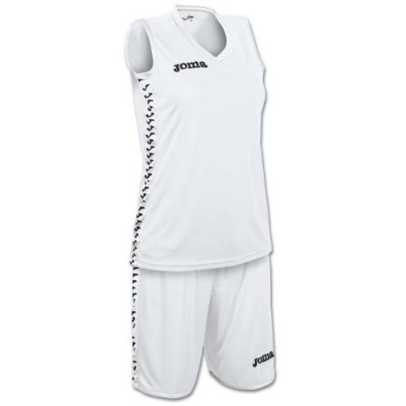 Ensemble Basket Femme PIVOT JOMA Blanc de la marque Joma TOP 3 image 0 produit