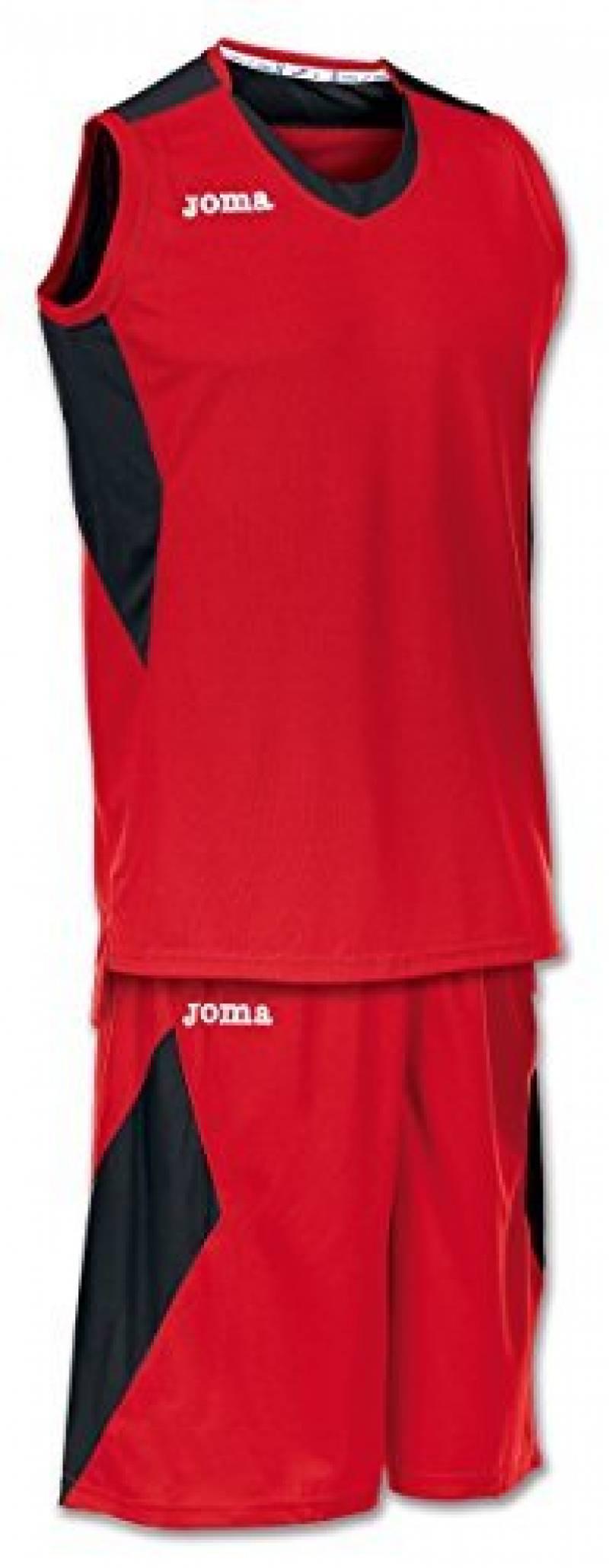 Ensemble Basket SET SPACE JOMA Rouge / Noir de la marque Joma TOP 1 image 0 produit