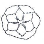 Filet de basket-ball en Métal pour Match / Formation / Divertissement Taille officielle de la marque Générique TOP 9 image 0 produit