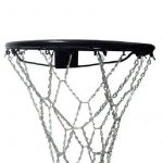 Filet de basket-ball en Métal pour Match / Formation / Divertissement Taille officielle de la marque Générique TOP 9 image 1 produit