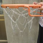 Gazechimp Filet Métal Panier de Basketball de Chaîne en Acier Galvanisé Zingué pour Courts Extérieurs, Parcs et Clubs de loisirs de la marque Gazechimp TOP 2 image 1 produit