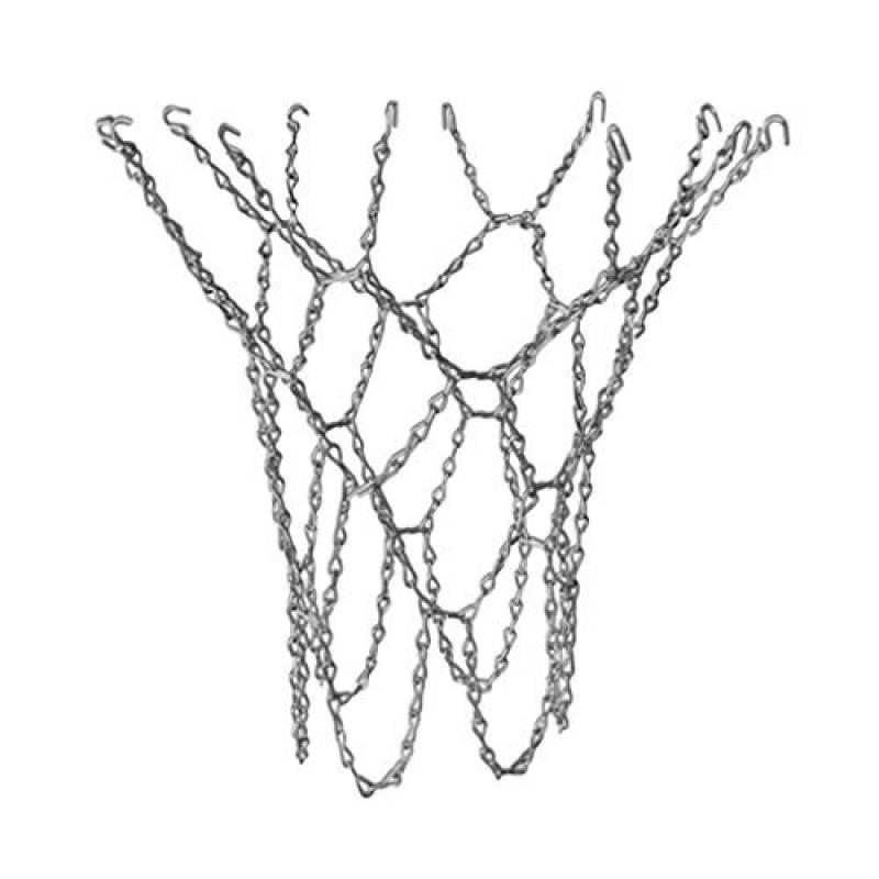 Gazechimp Filet Métal Panier de Basketball de Chaîne en Acier Galvanisé Zingué pour Courts Extérieurs, Parcs et Clubs de loisirs de la marque Gazechimp TOP 2 image 0 produit