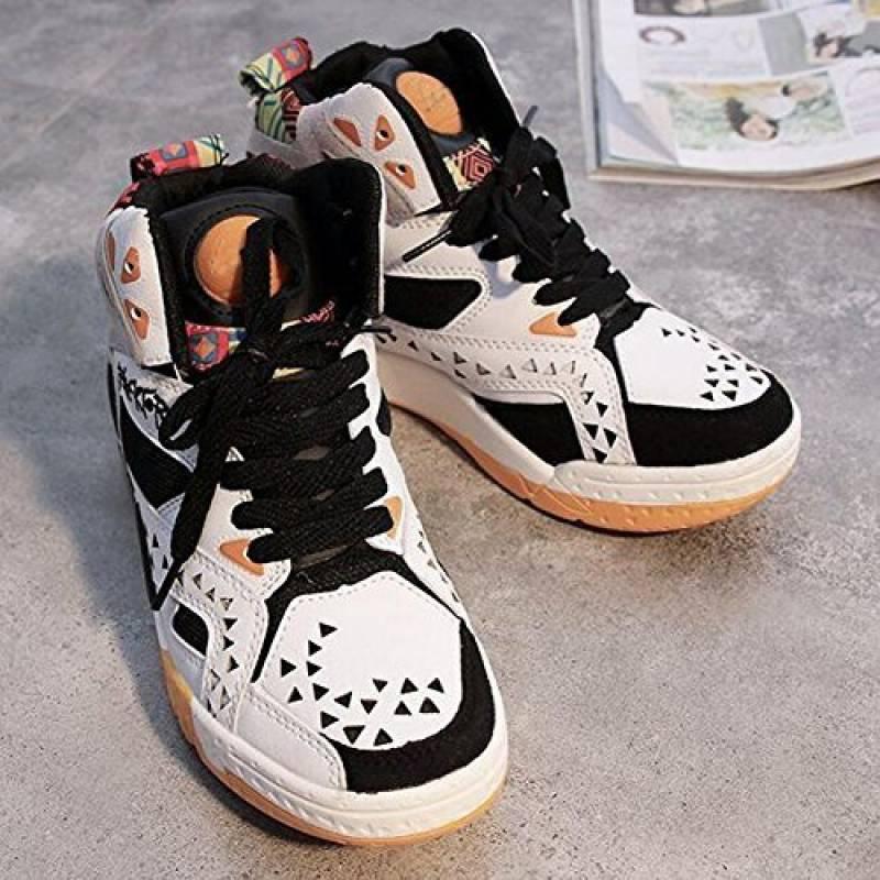 Basket Chaussure Homme Femme Blanc (Vérifiez le tableau des tailles) ogReI
