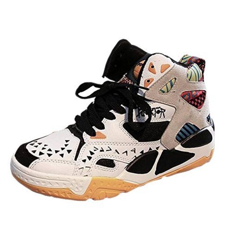 GESIMEI Engrener Fonctionnement Chaussures Décontractée Aptitude Baskets Respirant Basketball Chaussures pour Femmes/ Les adolescents (Veuillez vérifier le tabl TOP 6 image 0 produit