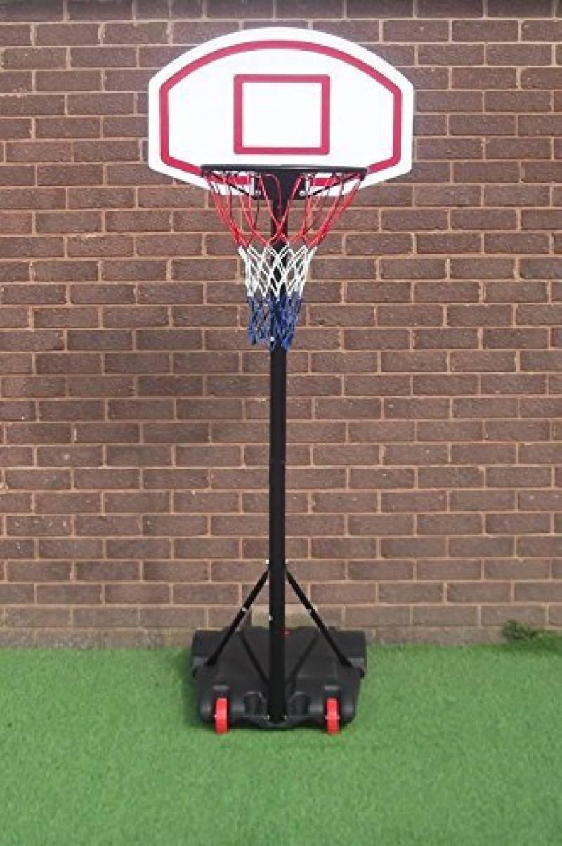Grand panier kit de basket-ball mobile sur pied 165-215cm de la marque Générique TOP 12 image 0 produit