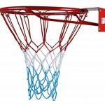 Kimet Panier de basketball de qualité avec anneau et filet Qualité et sécurité testées de la marque KIMET TOP 6 image 0 produit