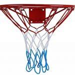 Kimet Panier de basketball de qualité avec anneau et filet Qualité et sécurité testées de la marque KIMET TOP 6 image 1 produit