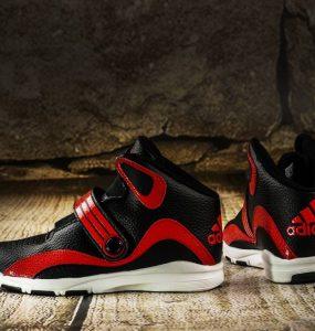 Les chaussures de basket principale