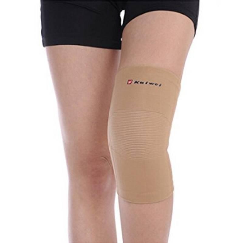 Lot de 2 sport unisexe élastique genou / Coudières Protecteur Couleur de peau de la marque Blancho TOP 8 image 0 produit