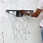 MagiDeal Robuste Filet de Basket-ball en Fil d'acier de la marque MagiDeal TOP 11 image 1 produit