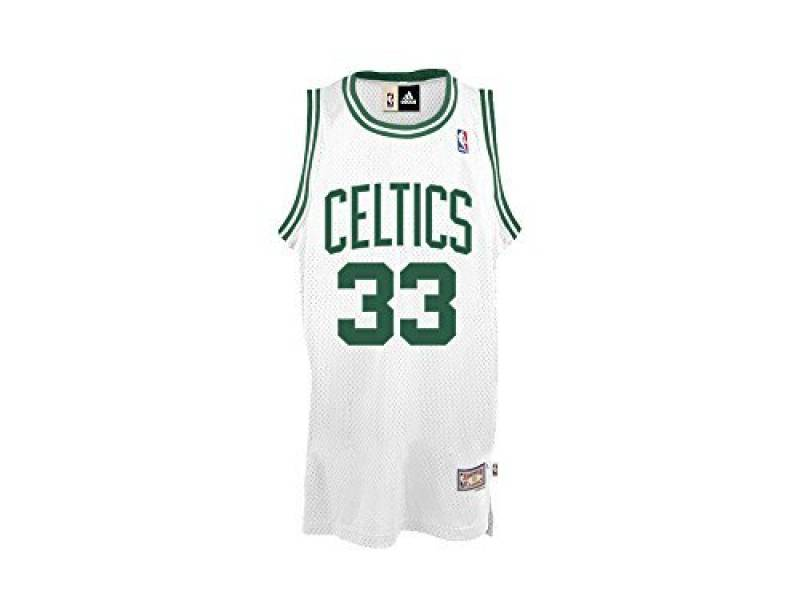 Maillot ADIDAS NBA Swingman Legend Larry Bird Blanc de la marque adidas TOP 6 image 0 produit