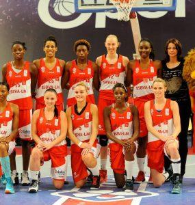 Maillot de basket pour femmes principale