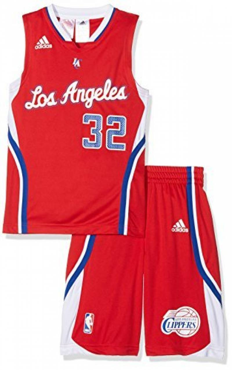 Maillot et Short Junior ADIDAS NBA Los Angeles Clippers Blake Griffin Rouge de la marque adidas TOP 9 image 0 produit