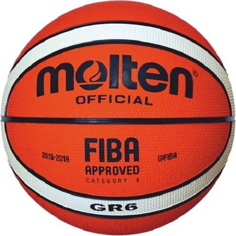 bleu//blanc//rouge Molten Ballon de basket pour lentra/înement aux couleurs des Etats-Unis Couleurs