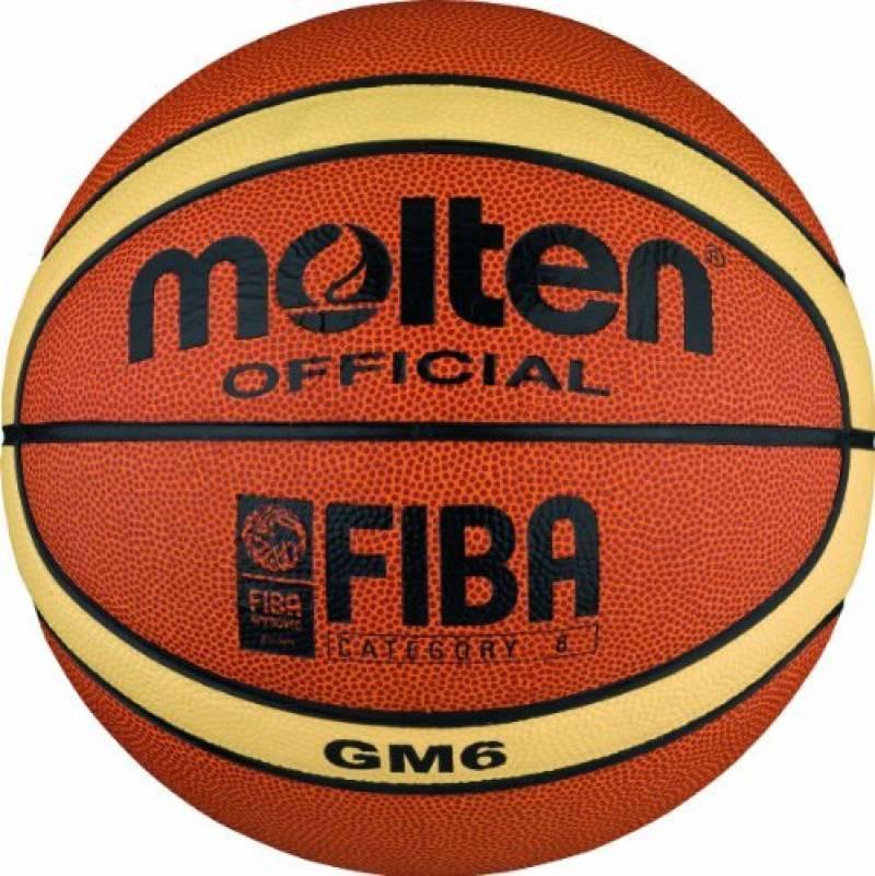 Molten BGM6 Ballon de basket-ball Orange/crème de la marque Molten TOP 7 image 0 produit