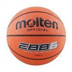 Molten EBB6 - Ballon de basket-ball, couleur orange, taille 6 de la marque Molten TOP 10 image 0 produit