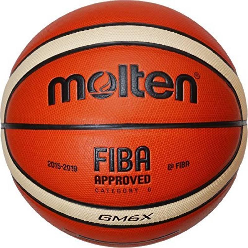 Molten - Gm6x comp train indoor - Ballon de basket de la marque Molten TOP 11 image 0 produit